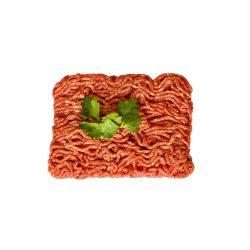 Semi-lean ground beef
