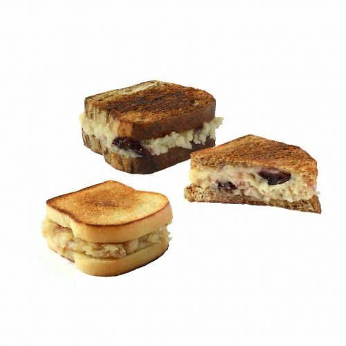Hors d'oeuvres - Mini Assorted Grilled Cheese
